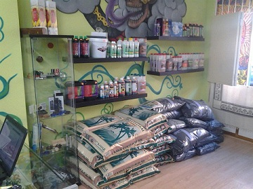 grow shop el secreto de la abuela